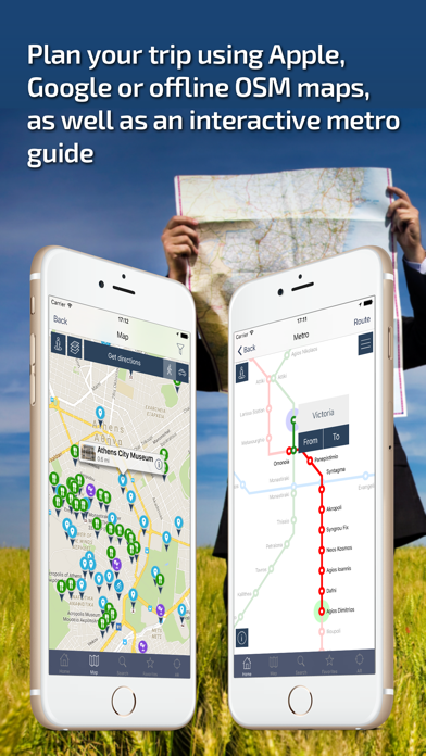 Athens - Offline Travel Guide screenshot four