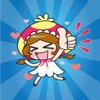 Princess Emoticons - Fc Sticker