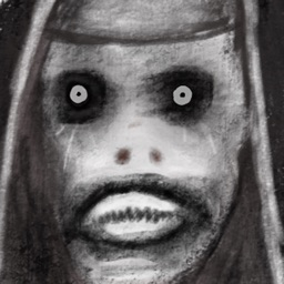 Scary Nun