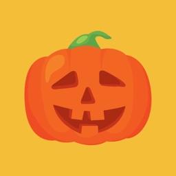 Halloween Message Stickers