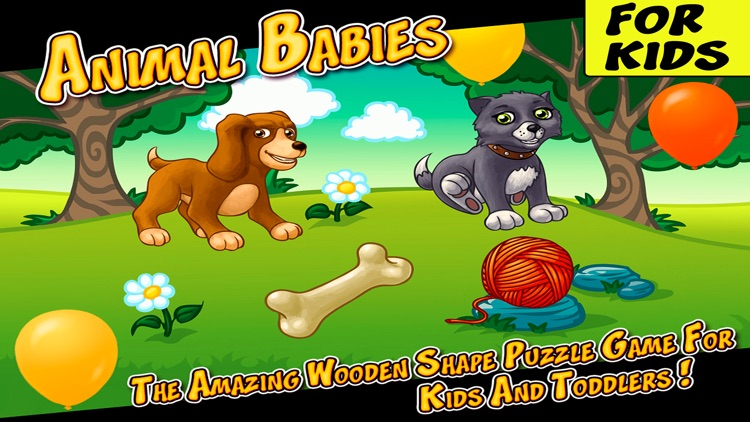 Animal Babies – Game for Kids screenshot-4