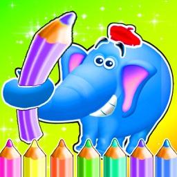Animal Kingdom - Play & Learn with Preschool Games