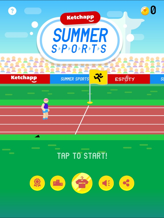 Скачать Ketchapp Summer Sports
