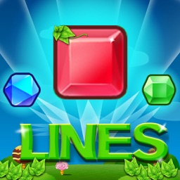 Jewels Lines-Physics Edition Free Games