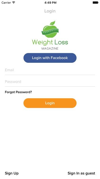 Weight Loss Magazine screenshot-3