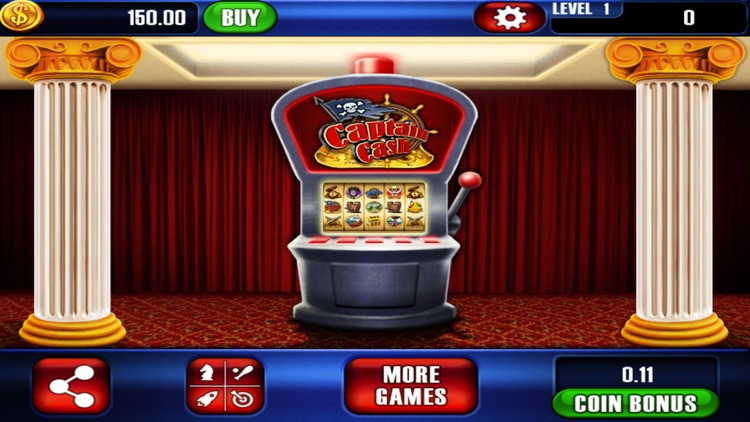 Captain Cash Slots by Prestige screenshot-3