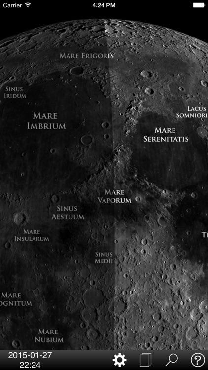 Moon Chart