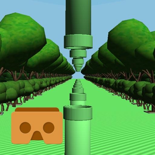 VR Flappy for Google Cardboard iOS App