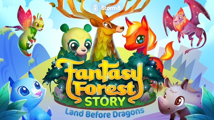 Fantasy Forest Story HD screenshot-4