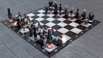 Political Chess 3D screenshot one