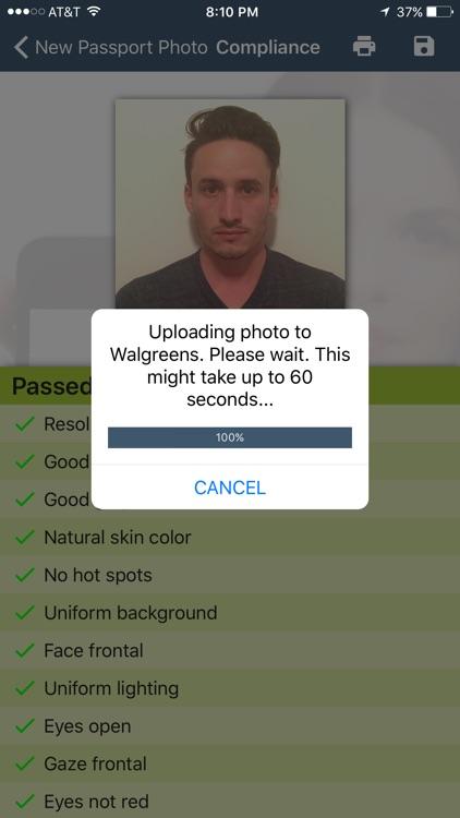 Passport Photo Creator screenshot-3