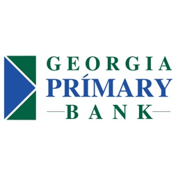 Georgia Primary Bank Mobile App for iPad