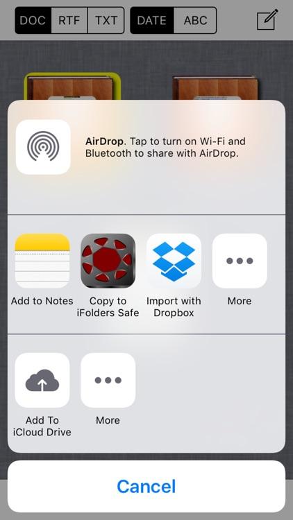 iNotePad PRO screenshot-4