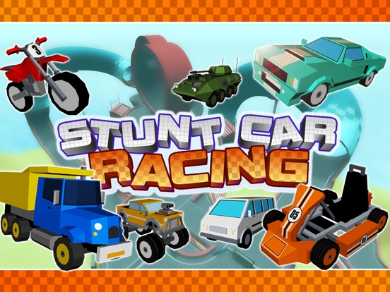 Stunt Car Racing - Multiplayer для iPad