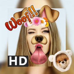 Animal Stickers Swap and Morph (Dog Face Maker)