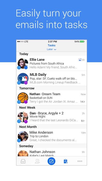 Blue Mail - Email Mailbox screenshot-4