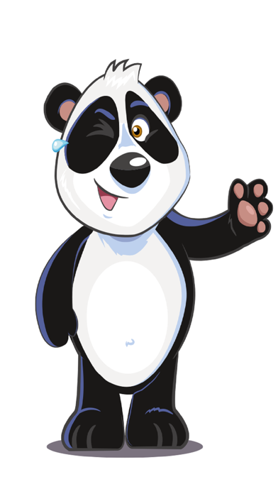 Panda Power Stickers Pack screenshot three