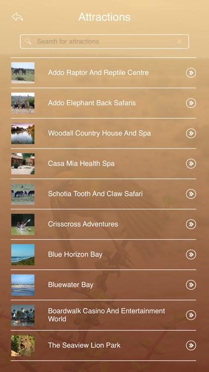 Addo Elephant National Park Tourism Guide