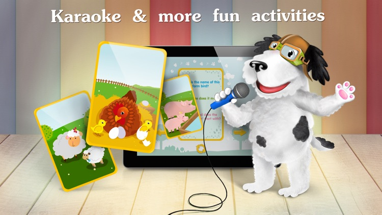 Early reading kids books - reading toddler games screenshot-4