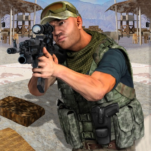 US Army Shooting Training Game: Boot Camp Life by Arshia