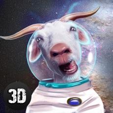Activities of Crazy Space Goat Simulator 3D - 2 Full