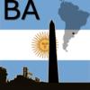 Buenos Aires Mapa