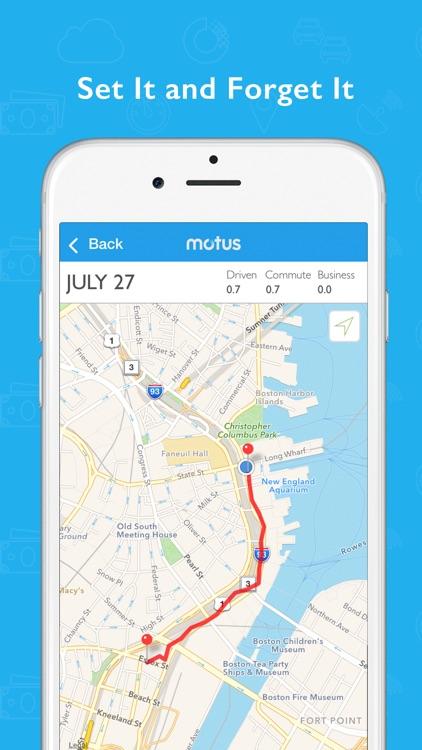 Motus - Business Mileage Tracker