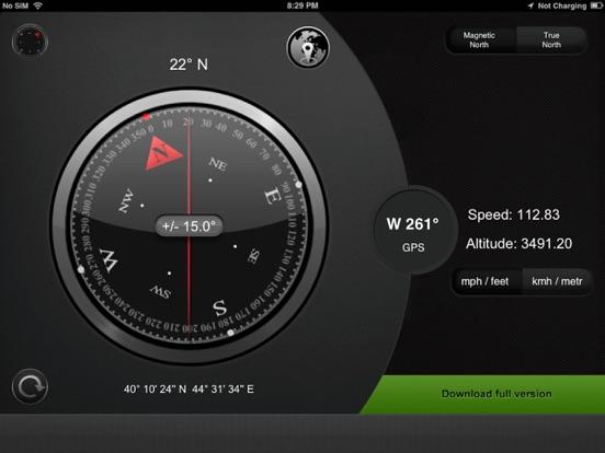 Compass 54 Lite Скриншоты9