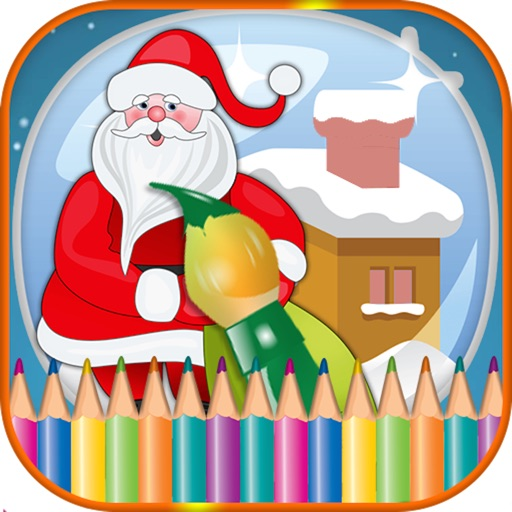 WOW! Christmas Coloring pages for kids & Adult