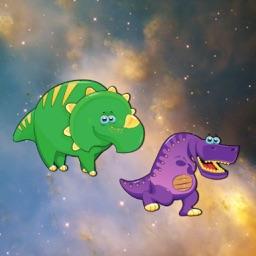 Kid Dino - Sticker Pack