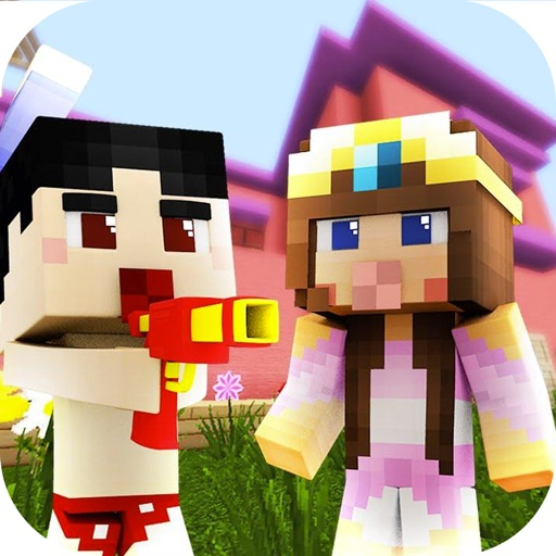 BABY SKINS App for Minecraft PE