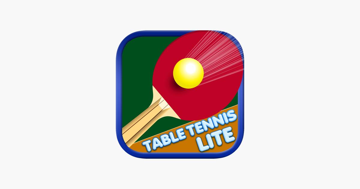 App Store: Настольный <b>теннис</b> Live - бесплатные удовольствие