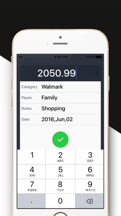 Daily Expense Tracker MoneyGo - Spending Tracker. screenshot-3