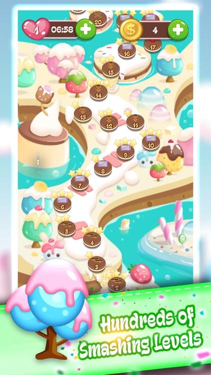 Sweet Garden - Amazing Free Match 3 Game screenshot-3