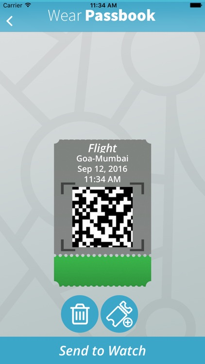 Wear PassBook screenshot-3