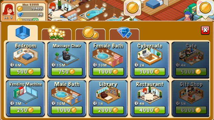 Hotel Story Screenshot