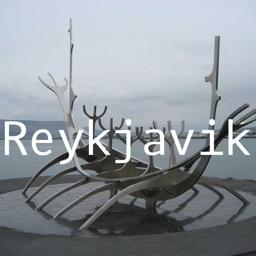 hiReykjavik: Offline Map of Reykjavik