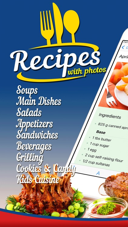 Recipes with photos & ingredients free