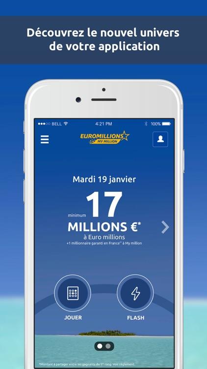 Euro Millions - My Million (officiel) en ligne