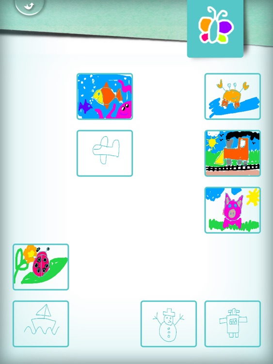 Learning to Draw - Drawing and Coloring for Kids