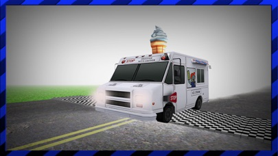 Crazy Ride of Fastest Ice cream Truck simulator screenshot four