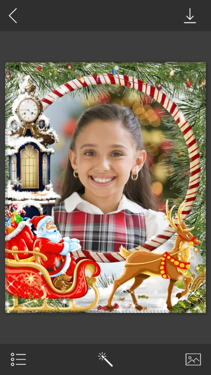 New Year Picture Frames - Magic Frames