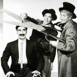 Marx Brothers Sound Board