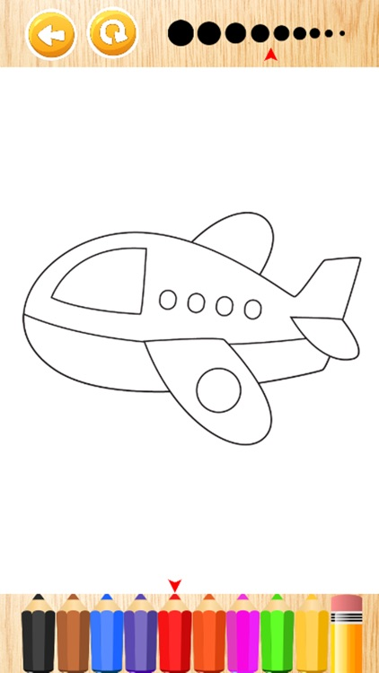 - Airplane Coloring Book Games For Kids And Toddlers By Arnon Kreethawate