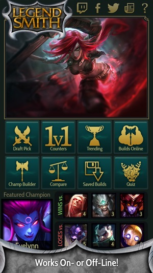 LegendSmith - for League of Legends on the App Store