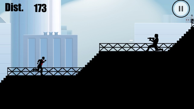 agent run and dash in vector city 2 best vector game for iphone