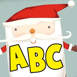 Learn Alphabets With Santa ! Christmas Pack