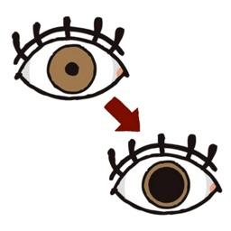 図解 散瞳検査 イラストで見る眼疾患説明シリーズ By Fuso Precision