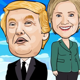 Game for US Election 2016:Trump & Hillary & Bernie