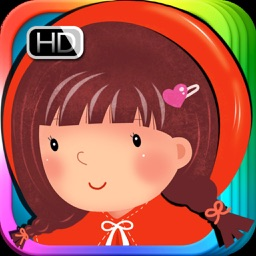 Little Red Riding Hood - Interactive Book iBigToy